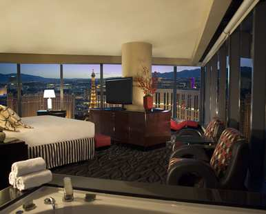 elara 2 bedroom suite. junior suite Elara a Hilton Grand Vacations Hotel  Las Vegas Hotels