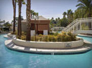 Mandalay Bay Lazy River Cabana