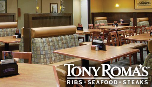 Tony Roma's Ribs Seafood & Steaks