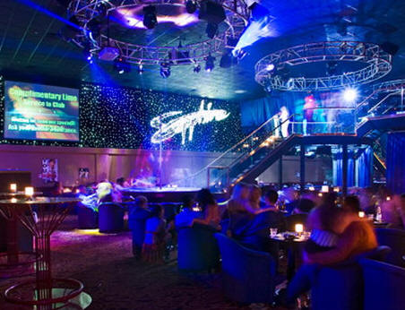 North Las Vegas clubs de striptease