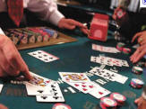 Las Vegas basic blackjack / 21 rules