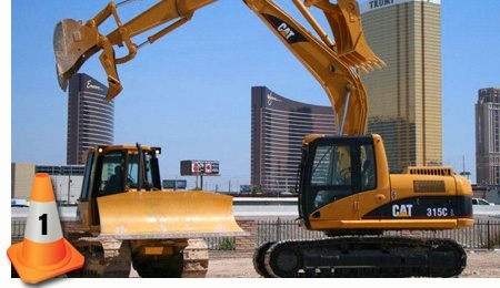 Dig This Las Vegas Construction Playground
