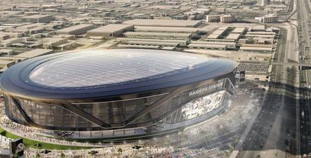 Las Vegas Raiders Proposed Stadium