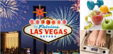 How to Stay Fit and Keep on your Diet while in Las Vegas