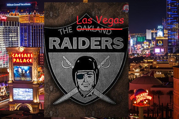 Oakland Raiders Moving to Vegas