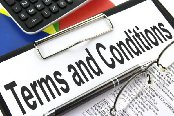 Las Vegas Direct Terms and Conditions