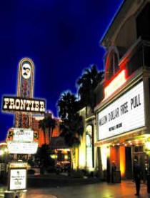 Hotel Overview New Frontier Las Vegas
