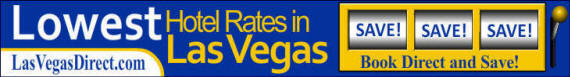 Las Vegas Direct - Book Direct and Save!