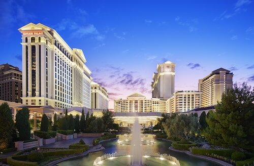 Caesars Palace - Resort & Casino official hotel website