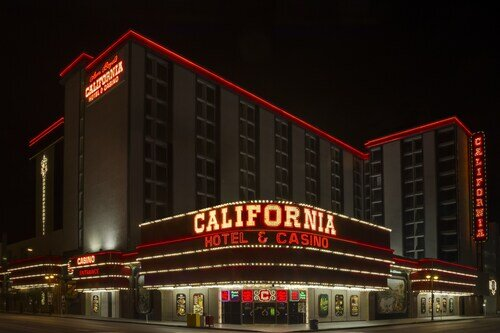 California Hotel and Casino official hotel website