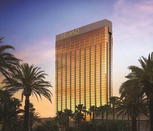 Delano Las Vegas at Mandalay Bay official hotel website
