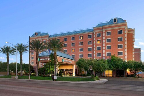 Embassy Suites Las Vegas official hotel website