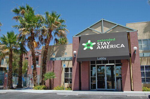 Extended Stay America - Las Vegas - Valley View official hotel website