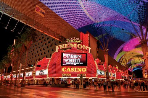 Fremont Hotel & Casino official hotel website