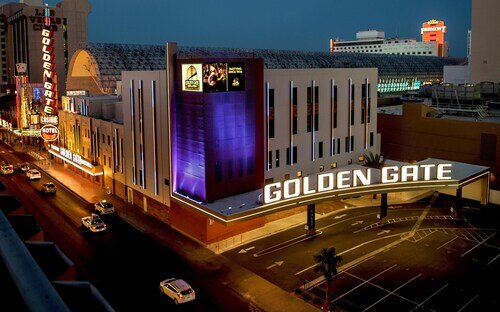 Golden Gate Hotel and Casino official hotel website
