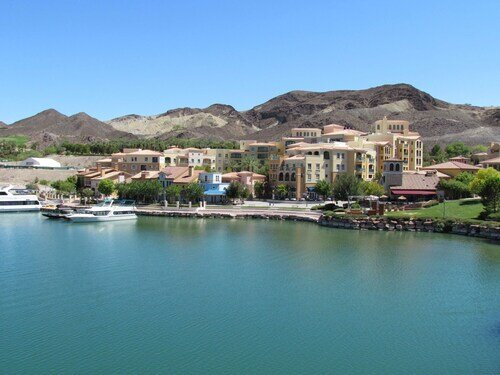 Hilton Lake Las Vegas Resort and Spa official hotel website