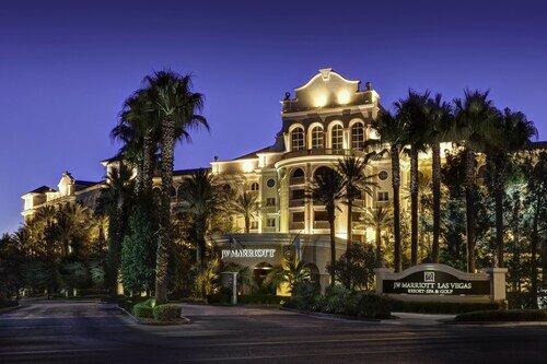 JW Marriott Las Vegas Resort & Spa official hotel website