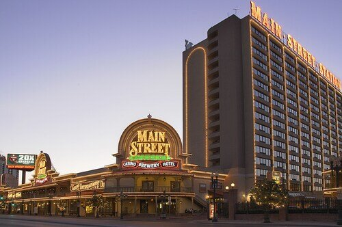 Main Street Station Hotel, Casino and Brewery official hotel website