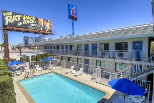 Motel 6 Las Vegas - I-15 official hotel website