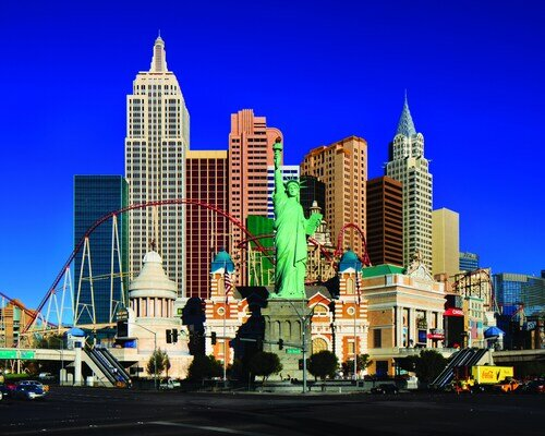 New York-New York Hotel & Casino official hotel website