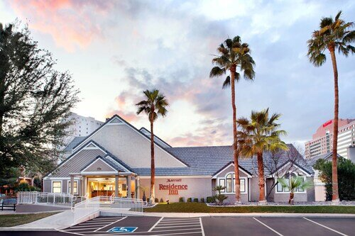 Residence Inn Las Vegas Convention Center by Marriott official hotel website
