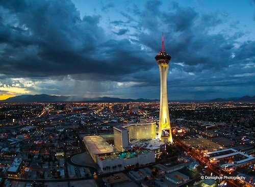 Stratosphere Hotel, Casino & Tower, BW Premier Collection official hotel website