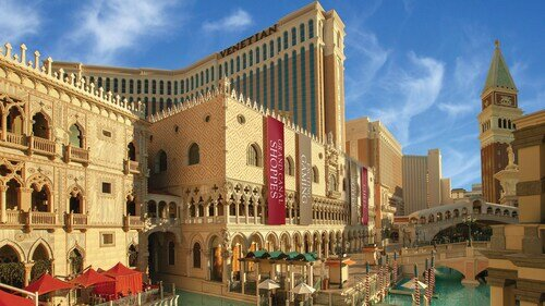 The Venetian Resort Las Vegas official hotel website