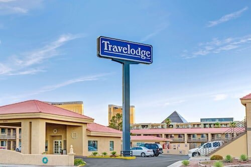 Travelodge by Wyndham Las Vegas Airport No/Near The Strip official hotel website