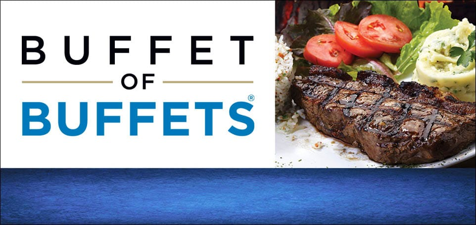 Las Vegas Buffet of Buffets Pass