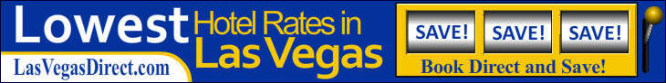 Las Vegas Direct Hotel Promos