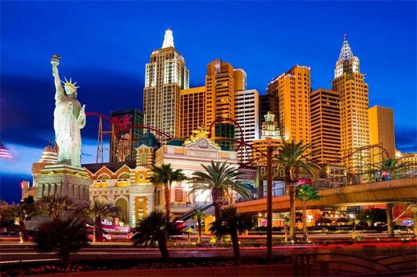 NY NY Hotel Las Vegas