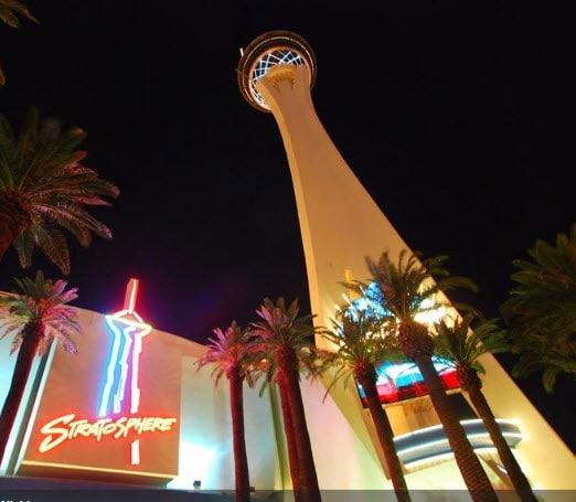 Stratosphere Las Vegas Hotel