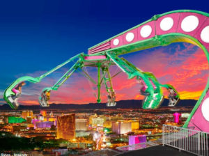 Insanity The Ride. Stratosphere Las Vegas