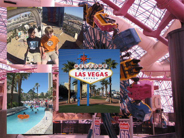 Best Vegas Family Hotels for Kids