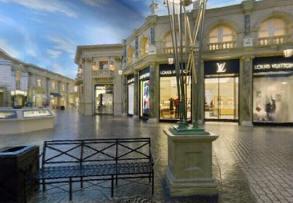caesars forum shops