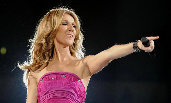 5 Celebrity Hangouts in Las Vegas - Dish Nation ...