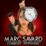 Marc Savard Hyponosis Show Comedy