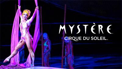 Mystere by Cirque Du Soleil