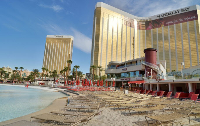 Best Vegas Pools and Pool Clubs
