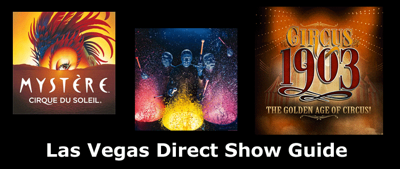 Best Shows in Vegas