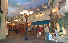 Paris Las Vegas Le Boulevard
