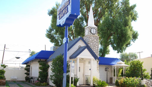 1 Graceland Wedding Chapel Located 5 Miles From The Strip Near Downtown 619 S Las Vegas Blvd Nv Phone 702 382 0091