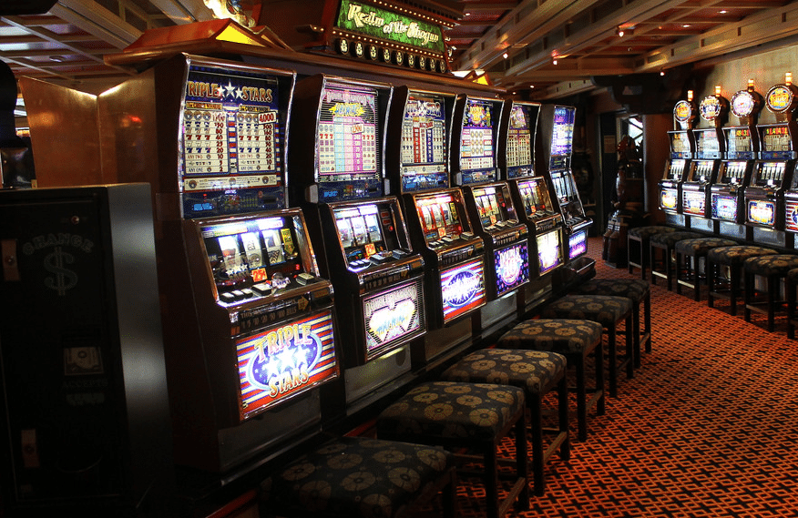 Vegas Slots Online - Play Las Vegas Casino Slot Machines