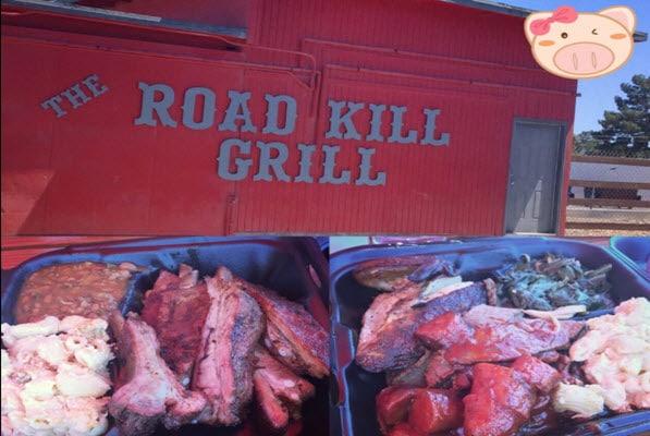 Road Kill Grill John Mull's Meat