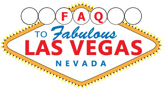 Las Vegas Frequently Asked Questions (FAQ)