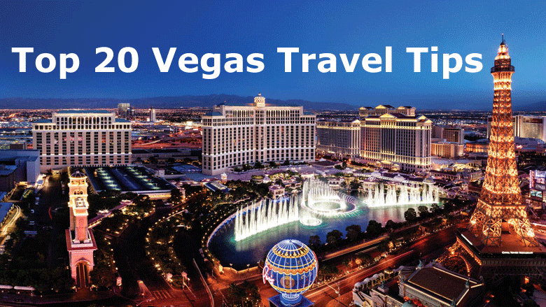20 Las Vegas Tips