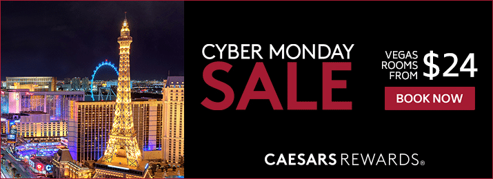 Cyber Monday (2019) Vegas Deals!