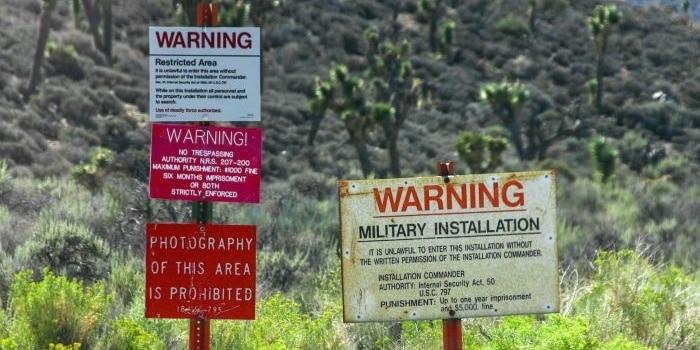Area 51: A Mysterious Las Vegas Travel Destination