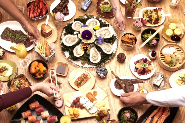 best vegas buffet for keto diet