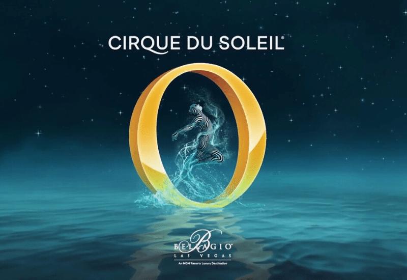 """O"" by Cirque du Soleil"